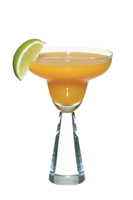Mango Margarita (served 'straight up') image