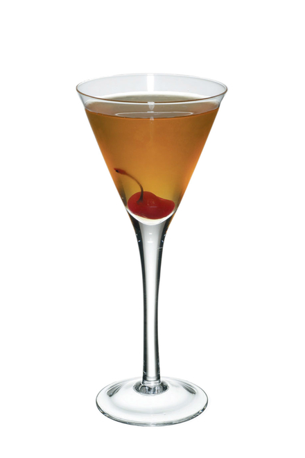 Orange Bloom Martini image