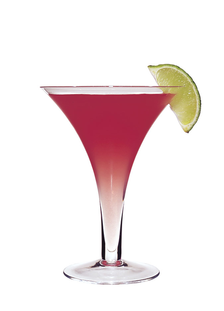 Limey Cosmo Cocktail Recipe