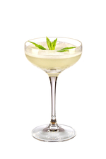 Minty White Lady cocktail image