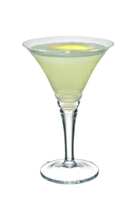 Limoncello Martini image