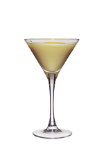 Orange Custard Cocktail image