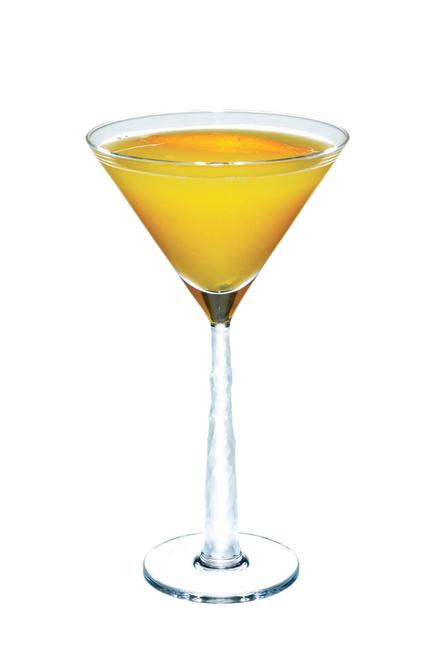 Paradise Passion Martini image