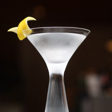The truth behind 'Naked' or 'Direct' Dry Martini