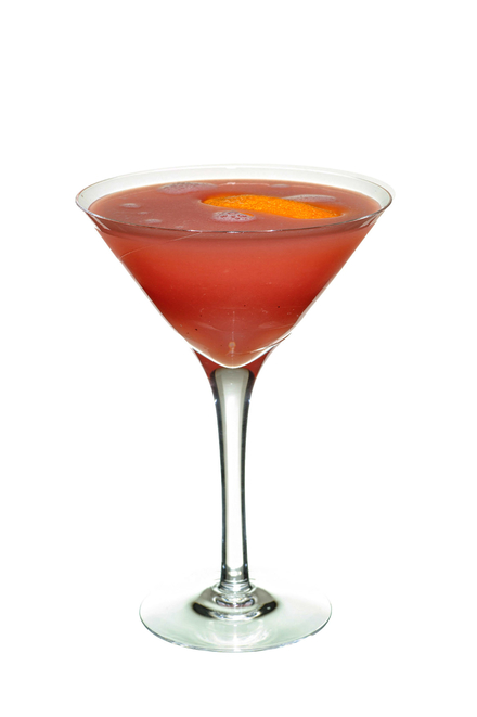 Not so Cosmo (Non-alcoholic) image