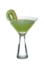 Kiwi Fresh Fruit Martini image