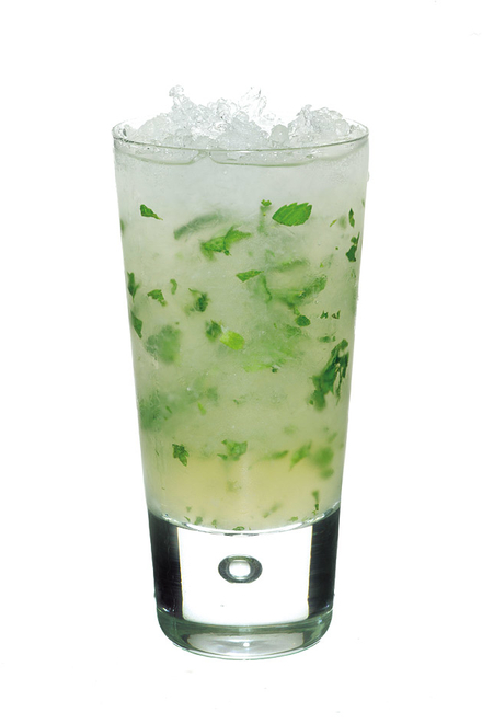 Orange Mojito image