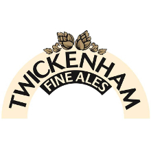 Produced by Twickenham Fine Ales