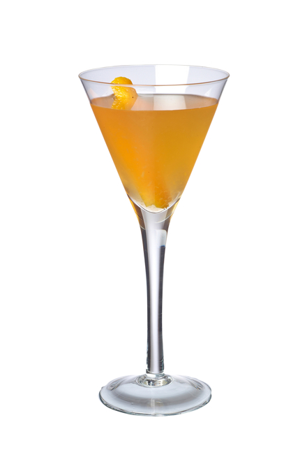 Oranjey Cocktail image