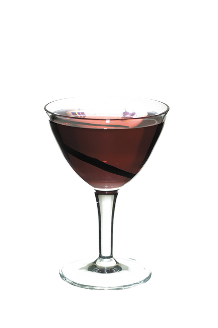 Liquorice Cocktail image