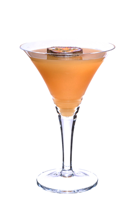 Passion Fruit Cocktail image