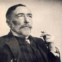 It's Joseph Conrad's Birthday image