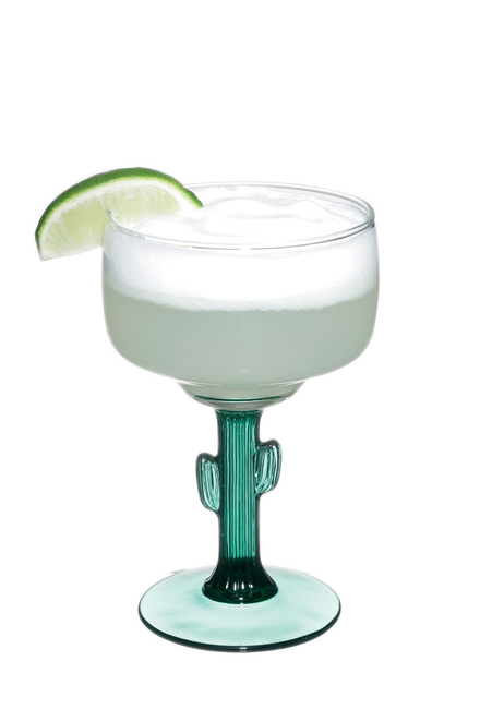 Margarita with Salt Foam Float image
