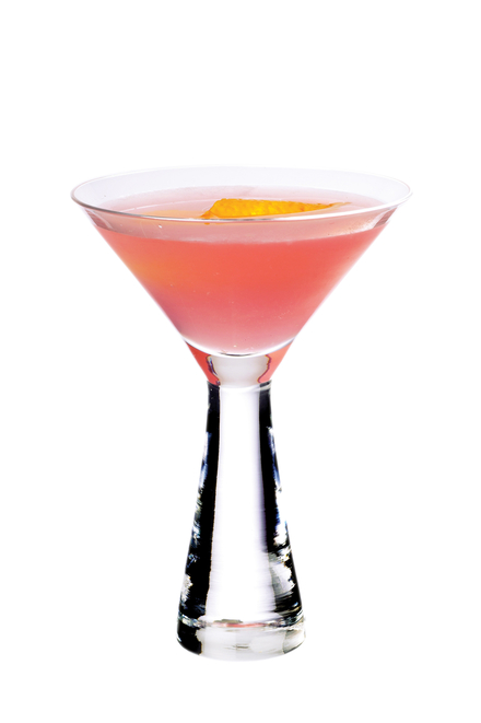 London Cosmopolitan Cocktail Recipe