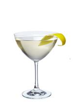 Malty Dry Martini