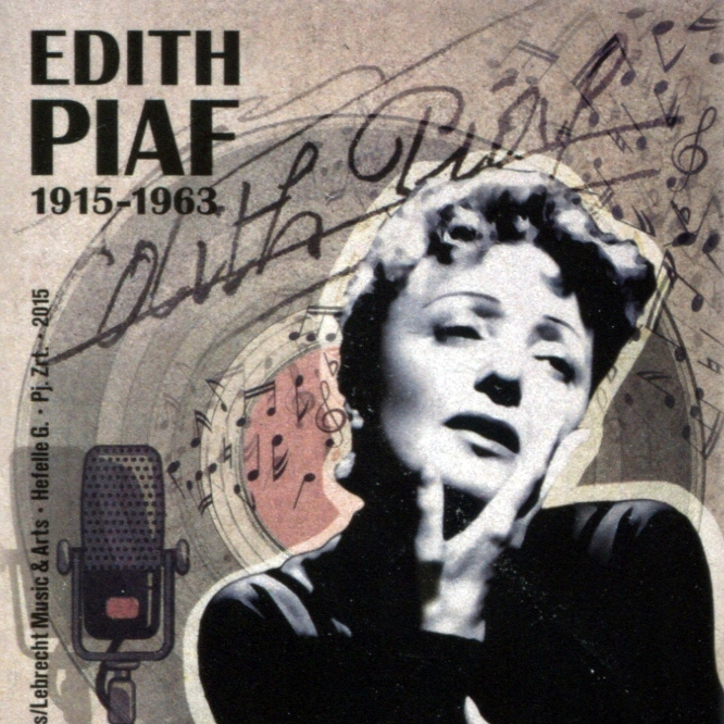 It's Édith Piaf's birthday image