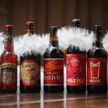 Winter and Christmas beers