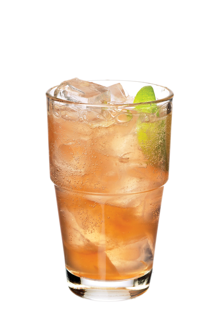 Lemon Lime & Bitters (Non-alcoholic) image