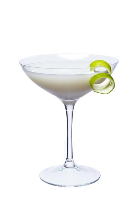 Jasmine Lassi Cocktail image
