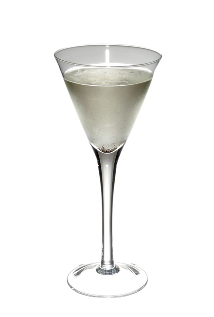 Lavender & Black Pepper Cocktail image