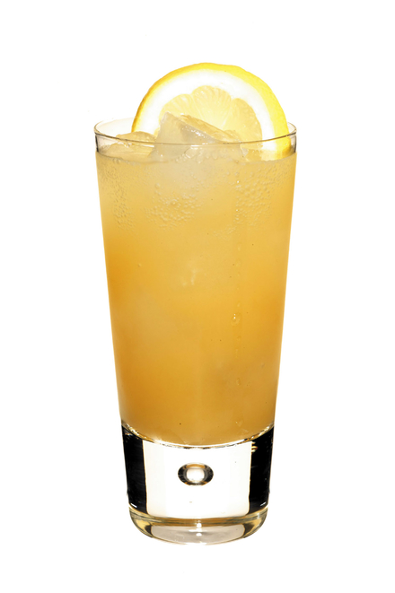 Passion Fruit Collins image