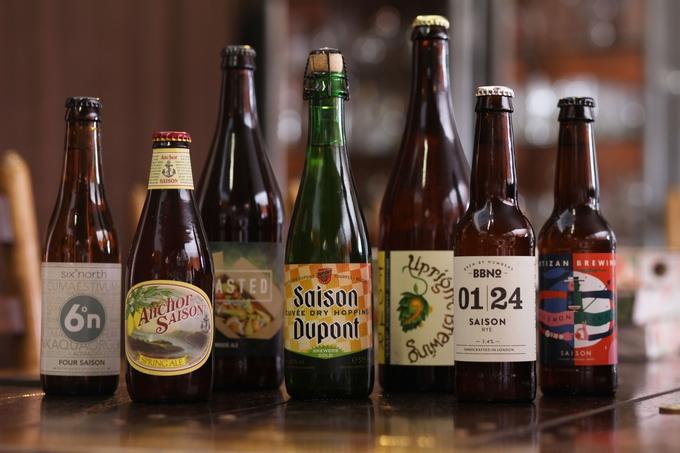 Saison beers image 34991