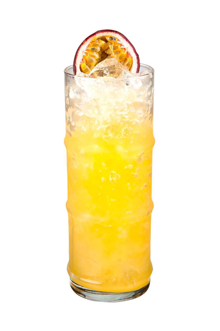Passion Fruit Rum Punch image