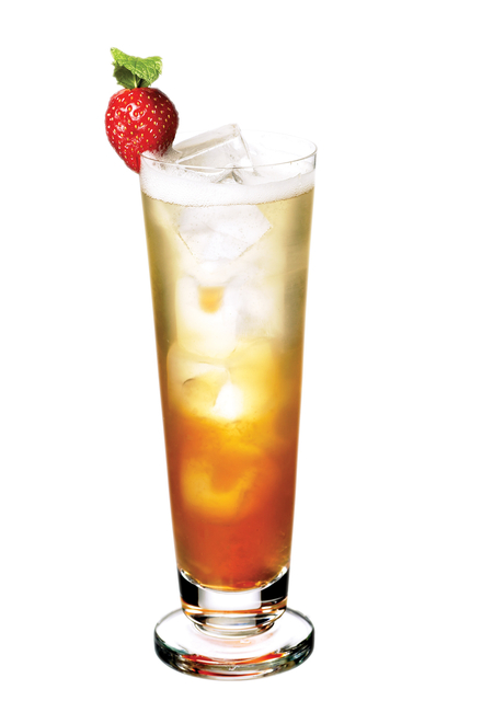French Spring Punch image