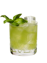 Gin Basil Smash / Gin Pesto