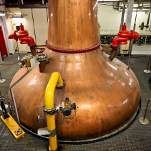 Irish Pot still Whiskey image