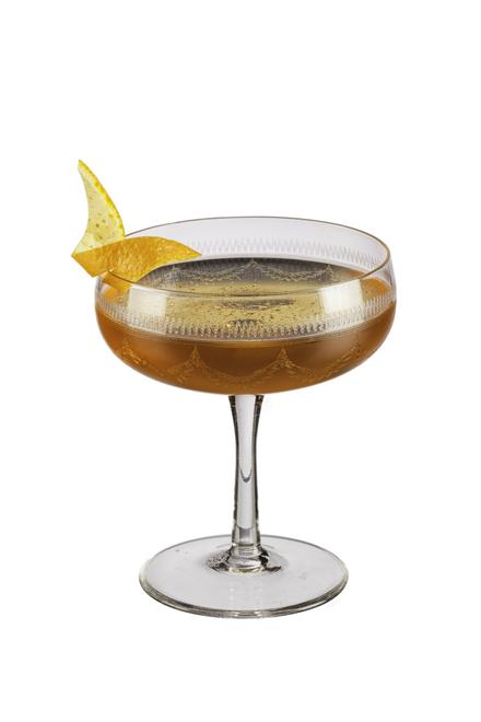 Parle-vous Irish cocktail image