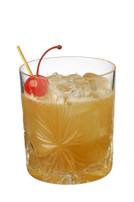 Myrtle Bank Special Rum Punch image