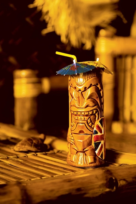 Tiki & The essential elements that comprise a tiki bar image 1