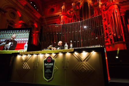 Bacardi Legacy 2016 Global Final (all recipes) image 1