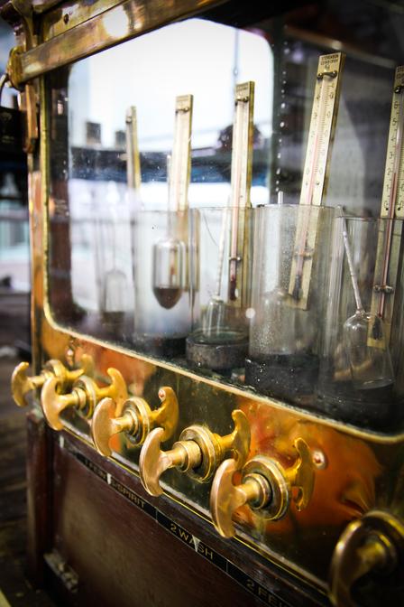 Single Malt Scotch Whisky Production 7. - Distillation image 7