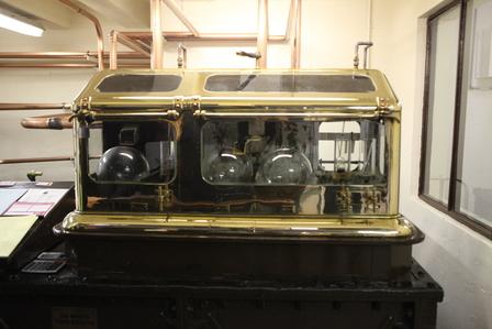 Single Malt Scotch Whisky Production 7. - Distillation image 19