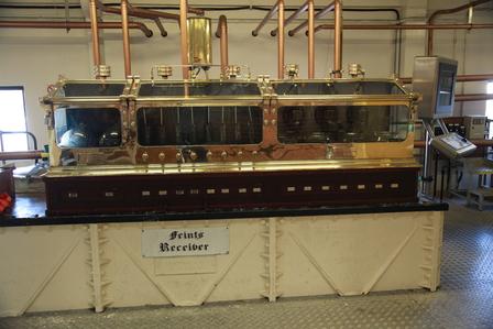 Single Malt Scotch Whisky Production 7. - Distillation image 26