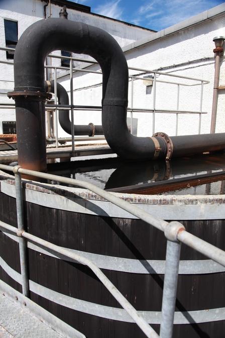 Single Malt Scotch Whisky Production 7. - Distillation image 27