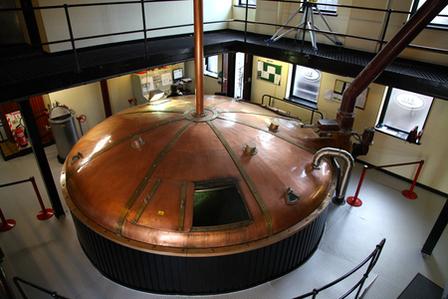 Single Malt Scotch Whisky Production 4. - Mashing image 1