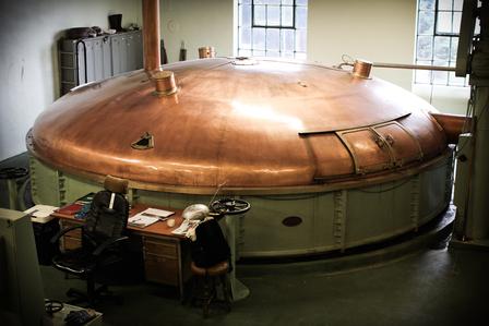 Single Malt Scotch Whisky Production 4. - Mashing image 4