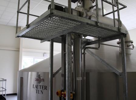 Single Malt Scotch Whisky Production 4. - Mashing image 8