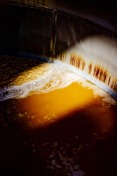 Single Malt Scotch Whisky Production 4. - Mashing image 6