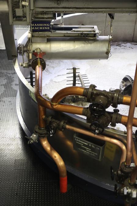 Single Malt Scotch Whisky Production 4. - Mashing image 11