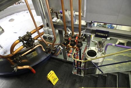 Single Malt Scotch Whisky Production 4. - Mashing image 10