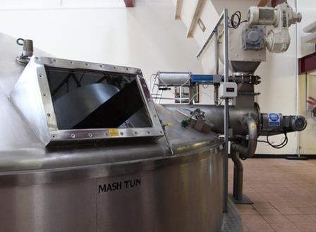 Single Malt Scotch Whisky Production 4. - Mashing image 9