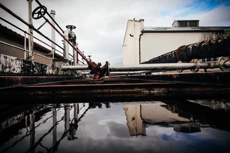 Single Malt Scotch Whisky Production 7. - Distillation image 5
