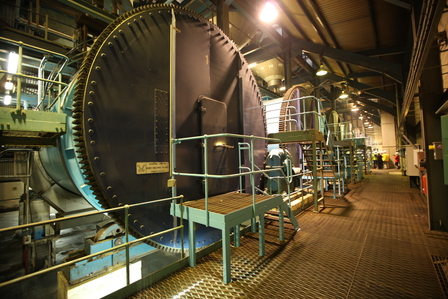 Single Malt Scotch Whisky Production 2. - Malting image 1