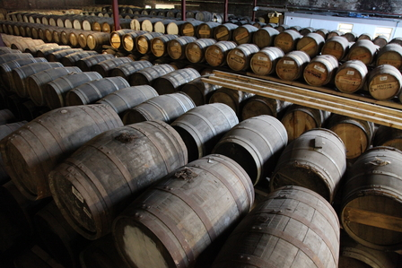 Single Malt Scotch Whisky Production 8. - Maturation image 1