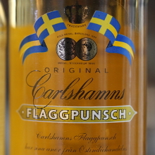 Swedish Punsch or Arrack Punsch image