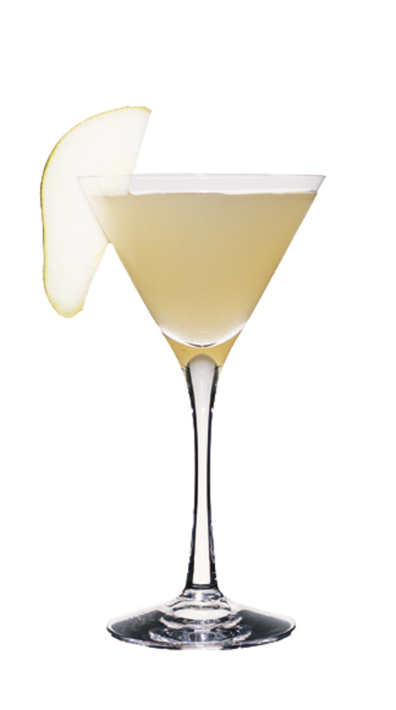 Asian Pear Cocktail image